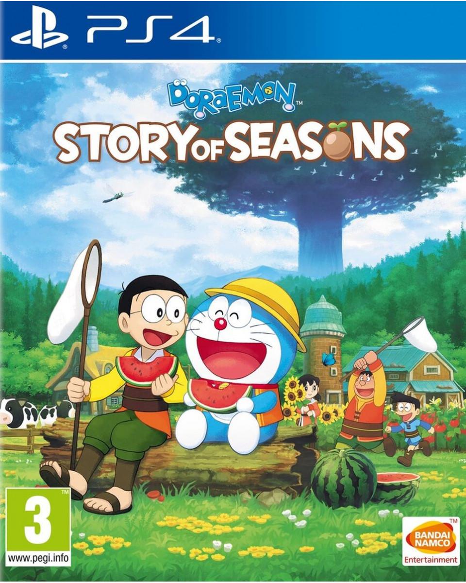 PS4 Doraemon Story of Seasons