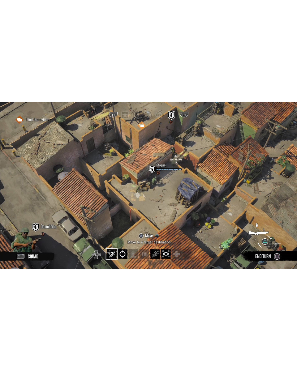 XBOX ONE Narcos - Rise of the Cartels