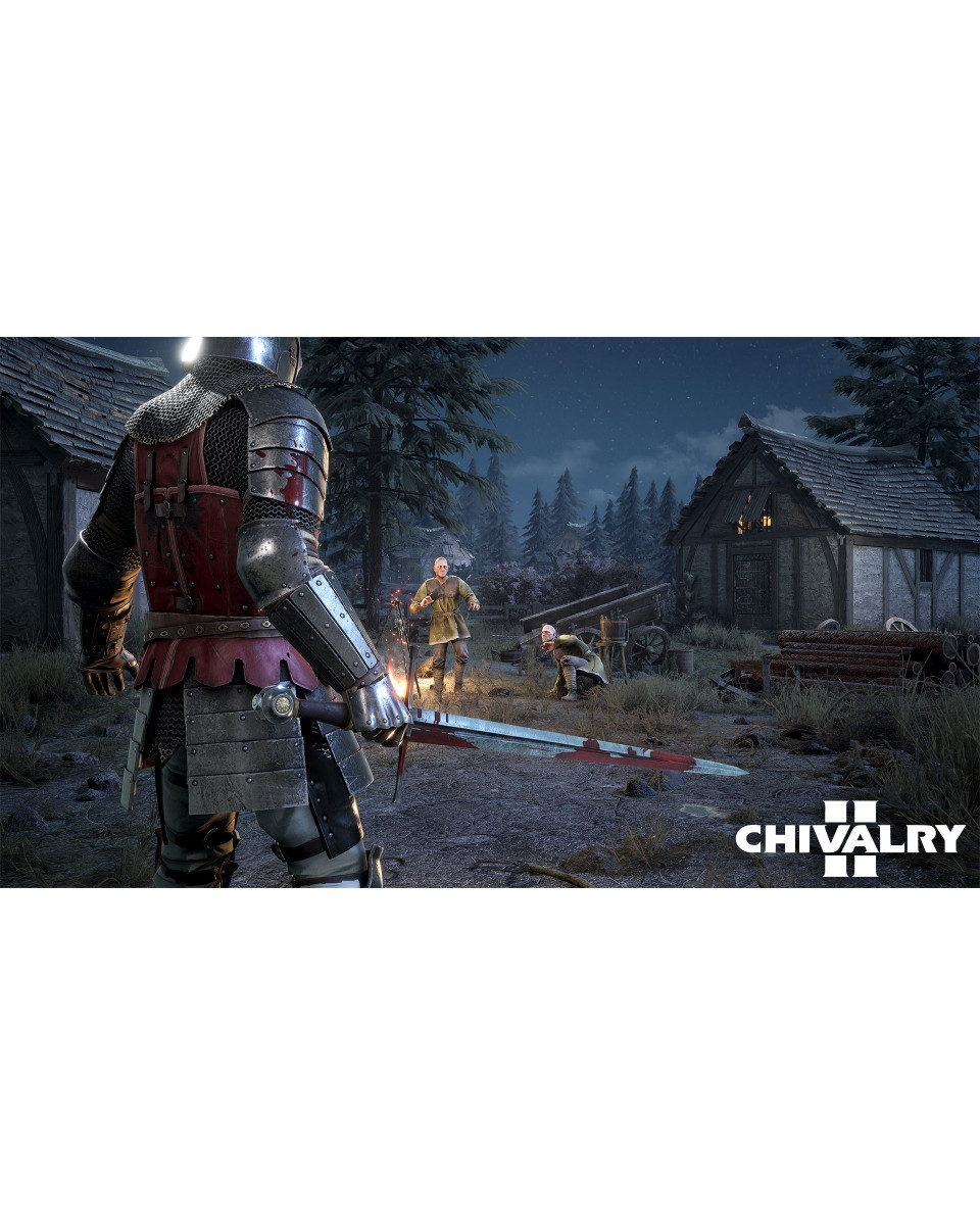 PS5 Chivalry II Day One Edition