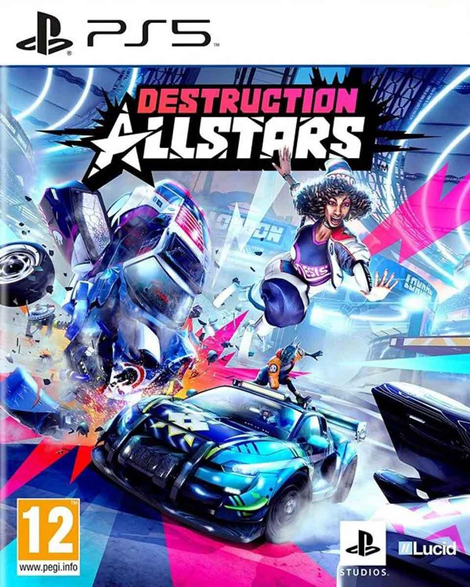 PS5 Destruction Derby All-Stars