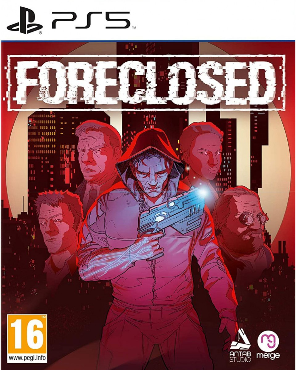 PS5 Foreclosed