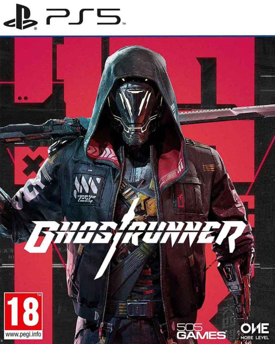 PS5 Ghostrunner