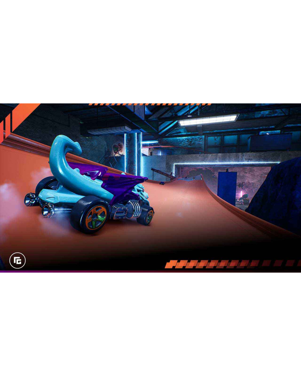 PS5 Hot Wheels Unleashed - Day One Edition