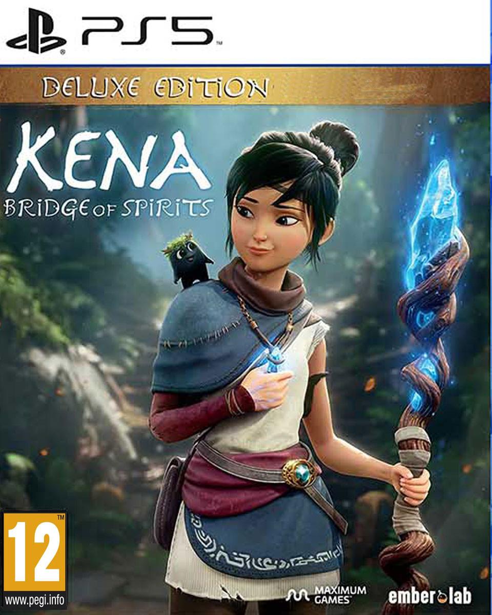 PS5 Kena Bridge of Spirits - Deluxe Edition
