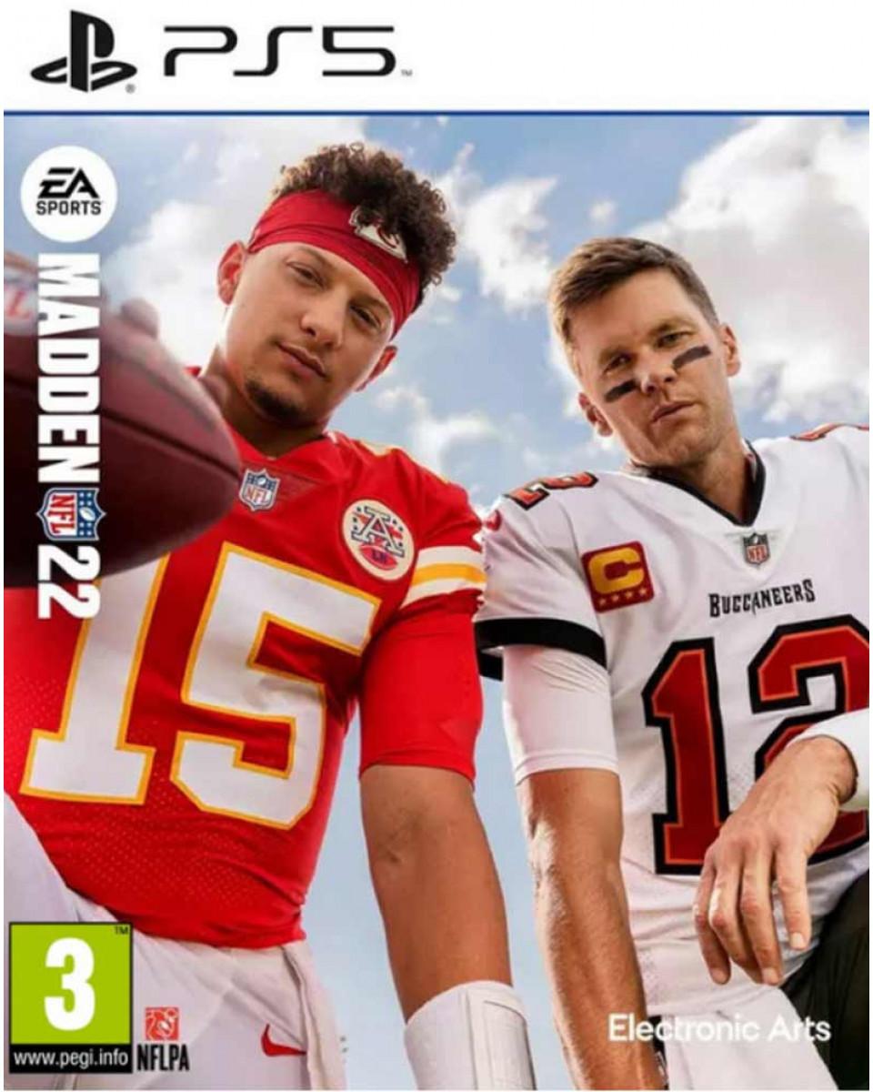 PS5 Madden NFL 22