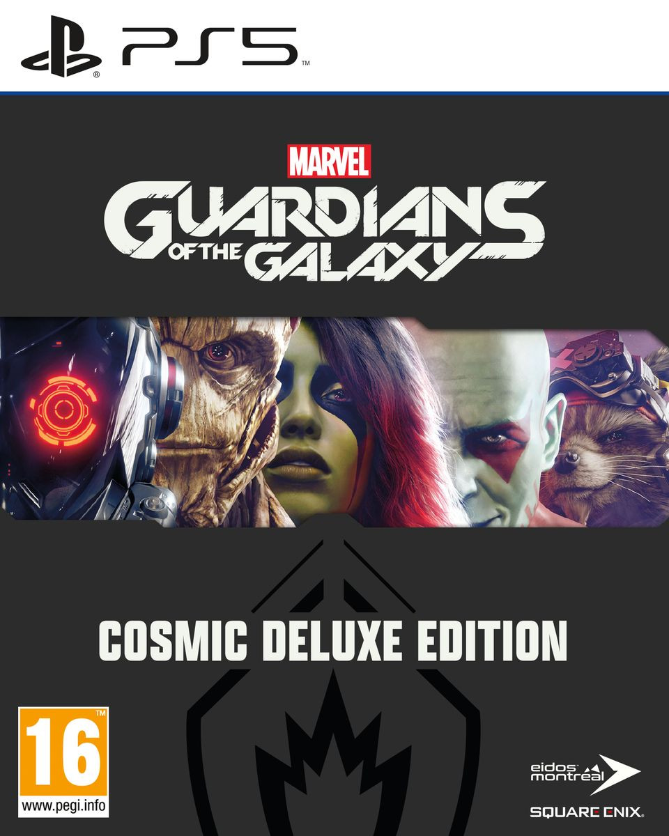 PS5 Marvel's Guardians Of The Galaxy - Cosmic Deluxe Edition