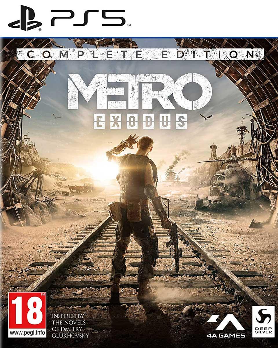 PS5 Metro Exodus - Complete Edition