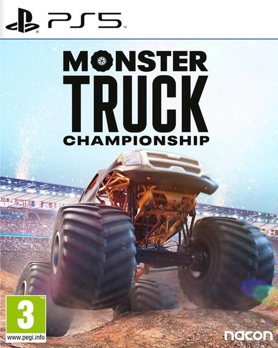 PS5 Monster Truck Championship