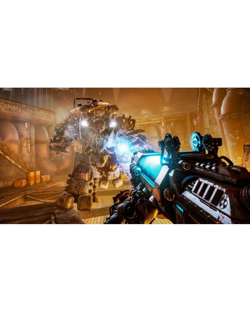 PS5 Necromunda: Hired Gun