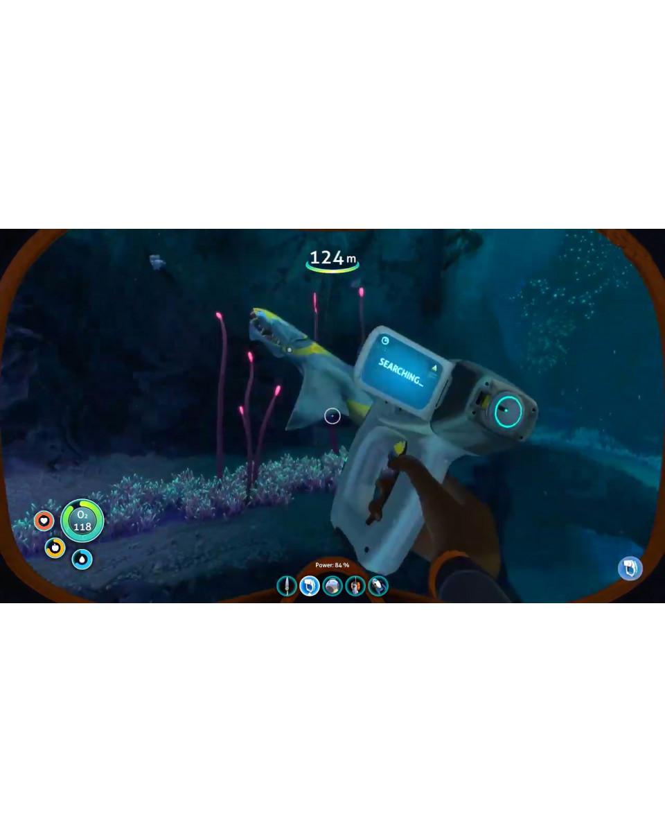 PS5 Subnautica - Below Zero