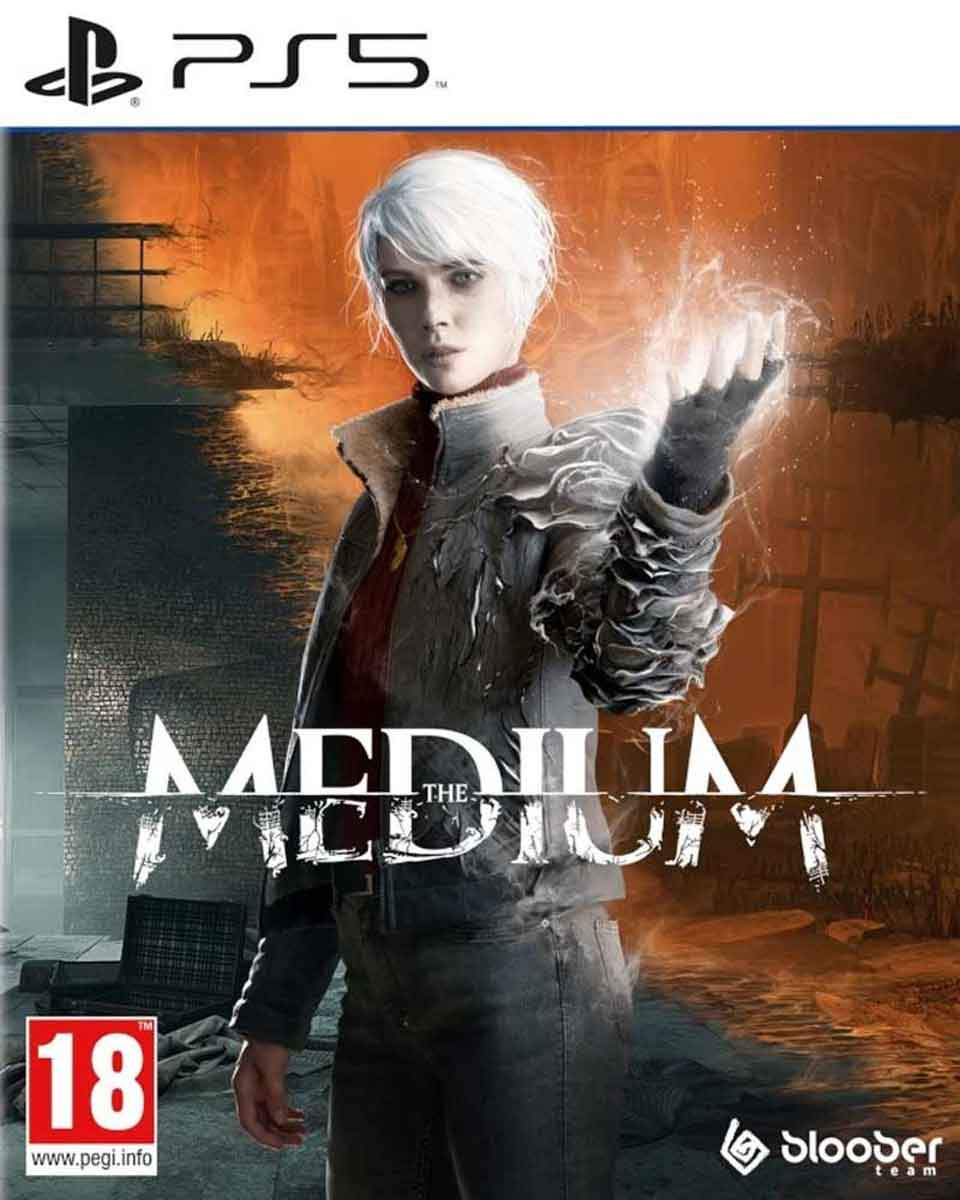PS5 The Medium