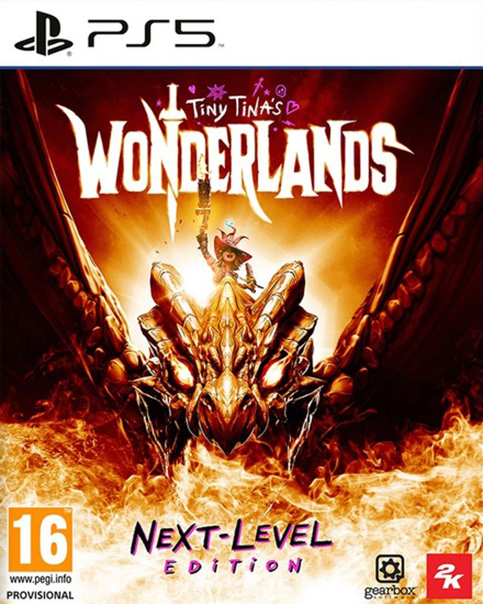 PS5 Tiny Tina's Wonderlands Next Level Edition