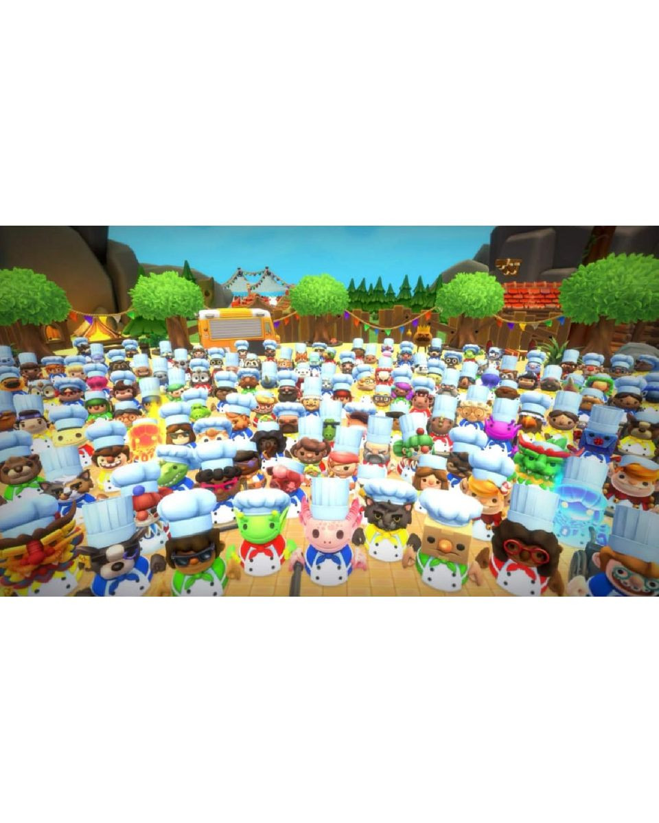 PS5 Overcooked! - All You Can Eat