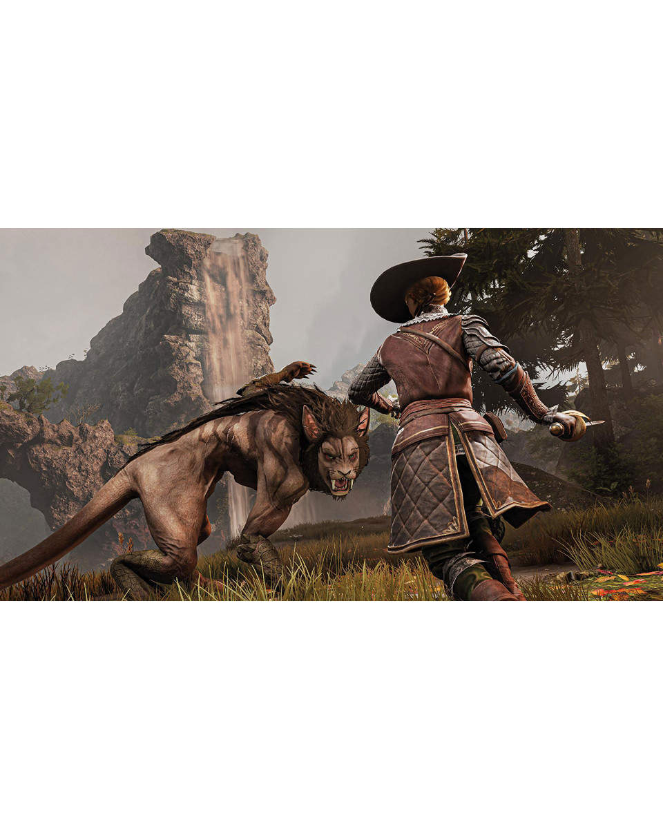 PS5 GreedFall - Gold Edition