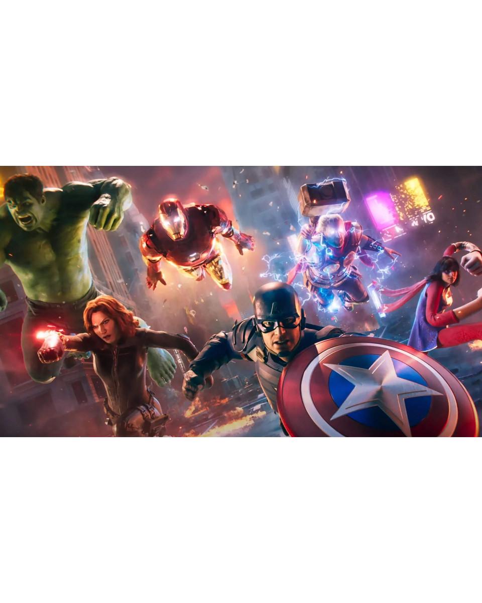 PS5 Marvel's Avengers