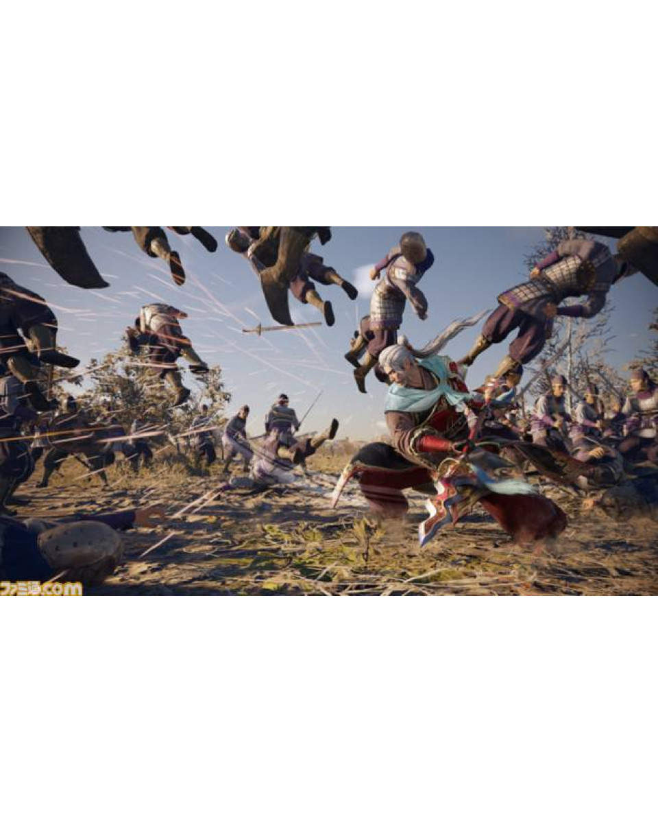 PS4 Dynasty Warriors 9 - Empires