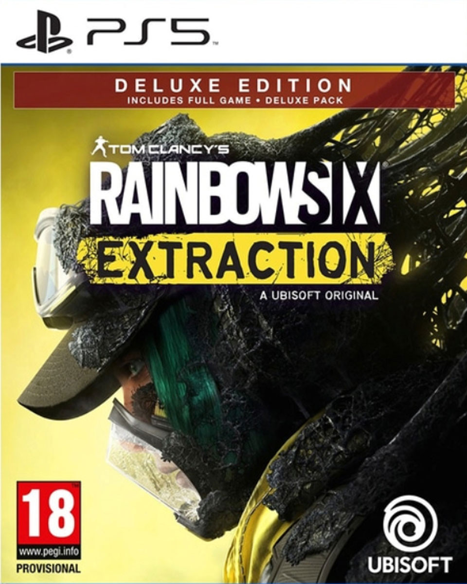 PS5 Tom Clancy's Rainbow Six - Extraction - Deluxe Edition