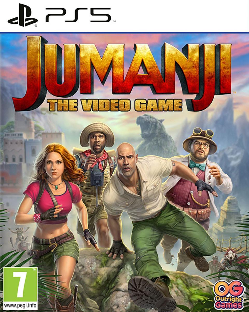 PS5 Jumanji