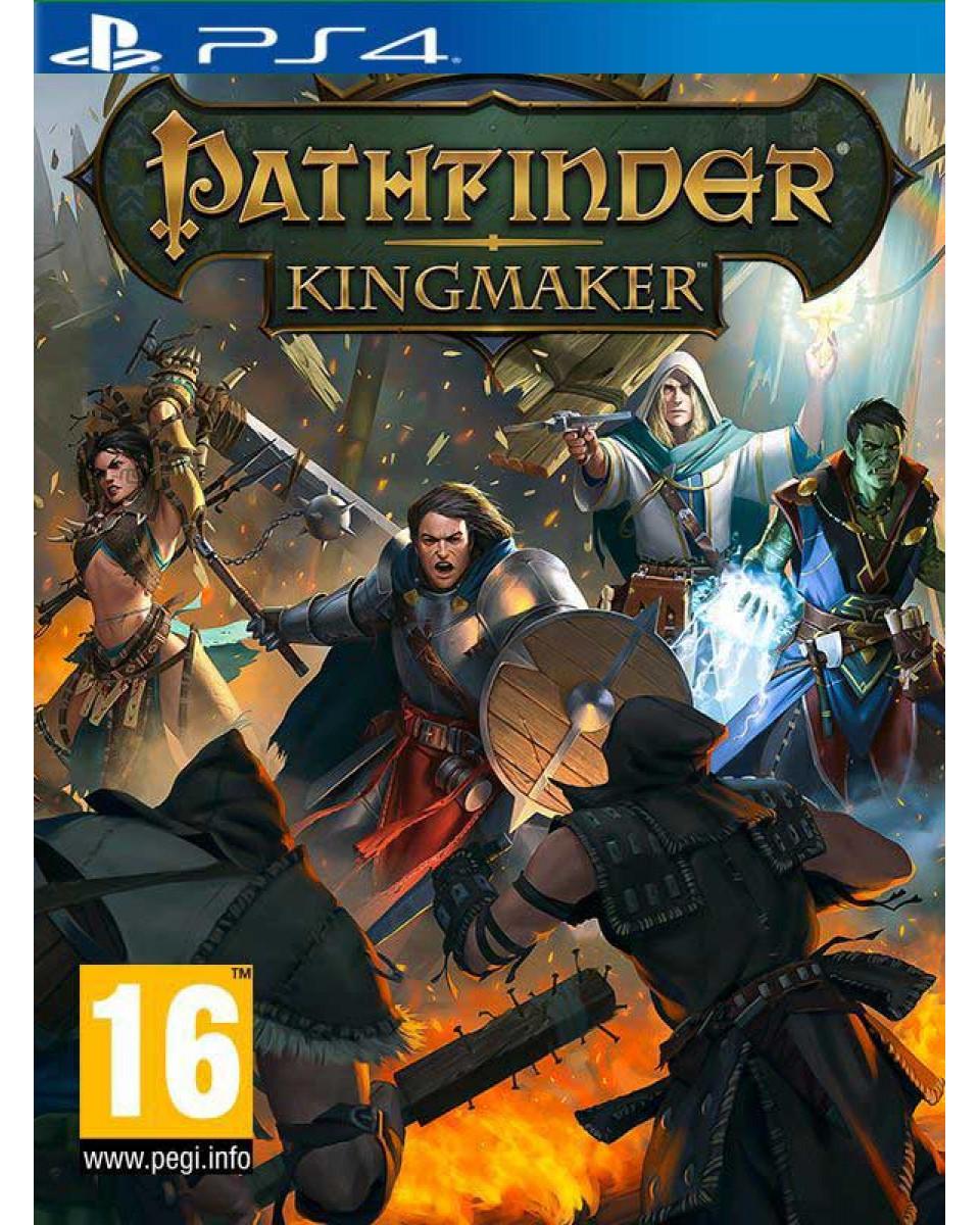 PS4 Pathfinder - Kingmaker