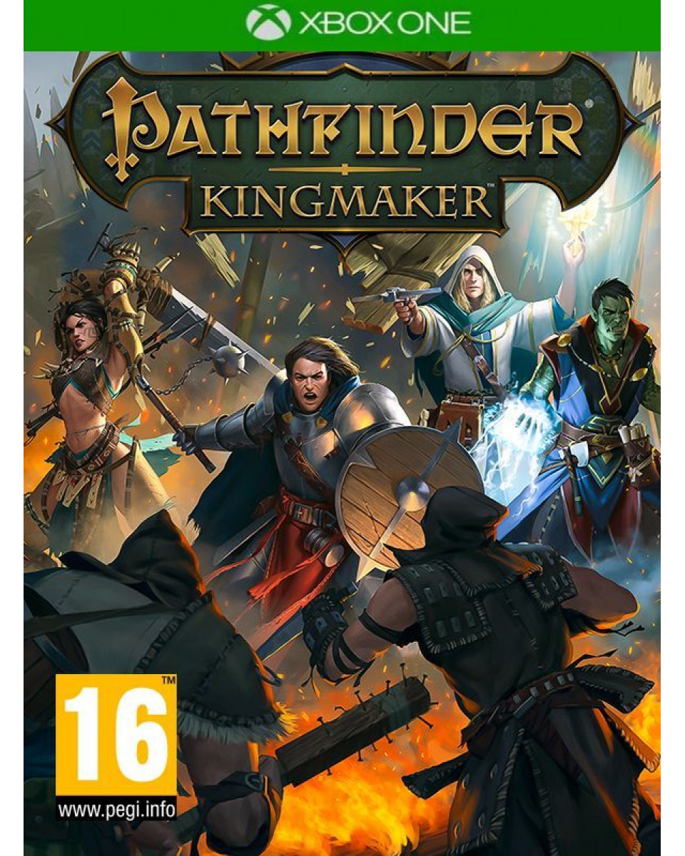 XBOX ONE Pathfinder Kingmaker - Definitive Edition