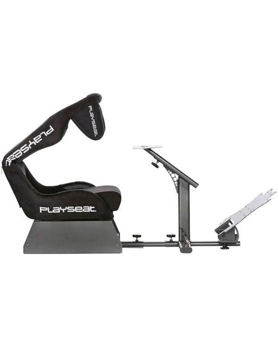 Playseat Evolution Pro Alcantara + POKLON Playseat Floor Mat
