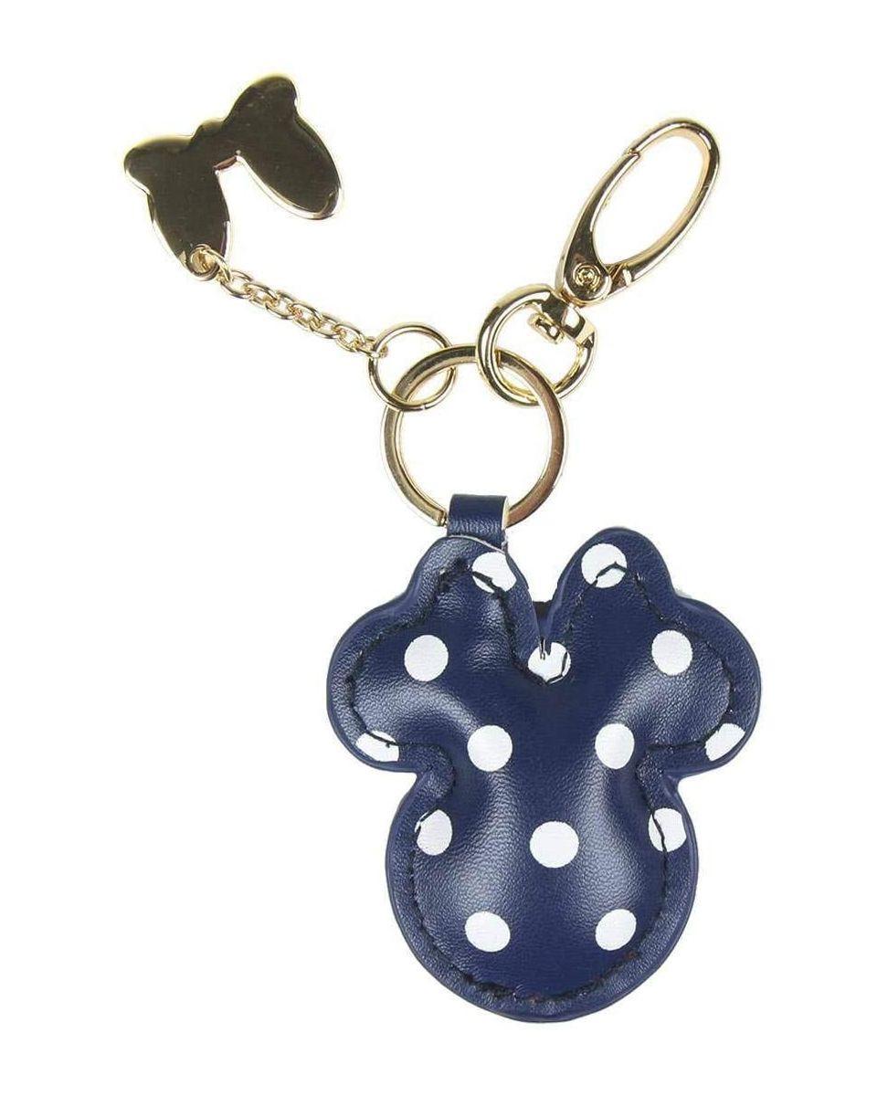 Privezak Minnie Mouse - Blue - 3D