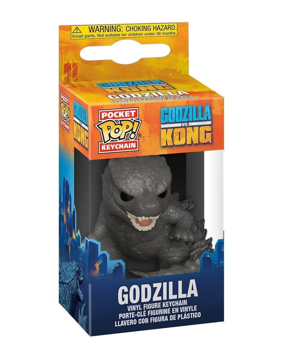 Privezak Pocket POP! Godzilla vs Kong - Godzilla