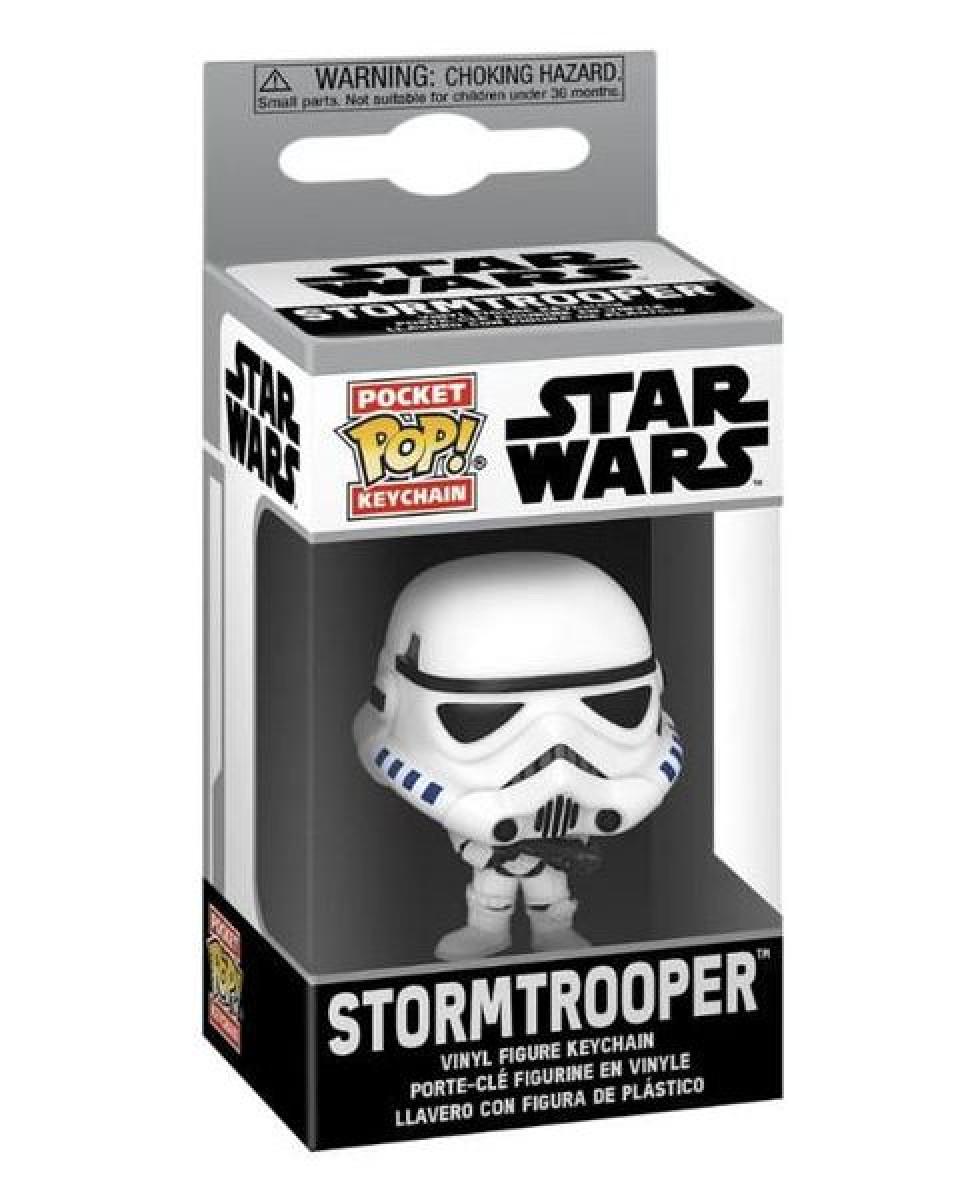 Privezak Pocket POP! Star Wars - Stormtrooper