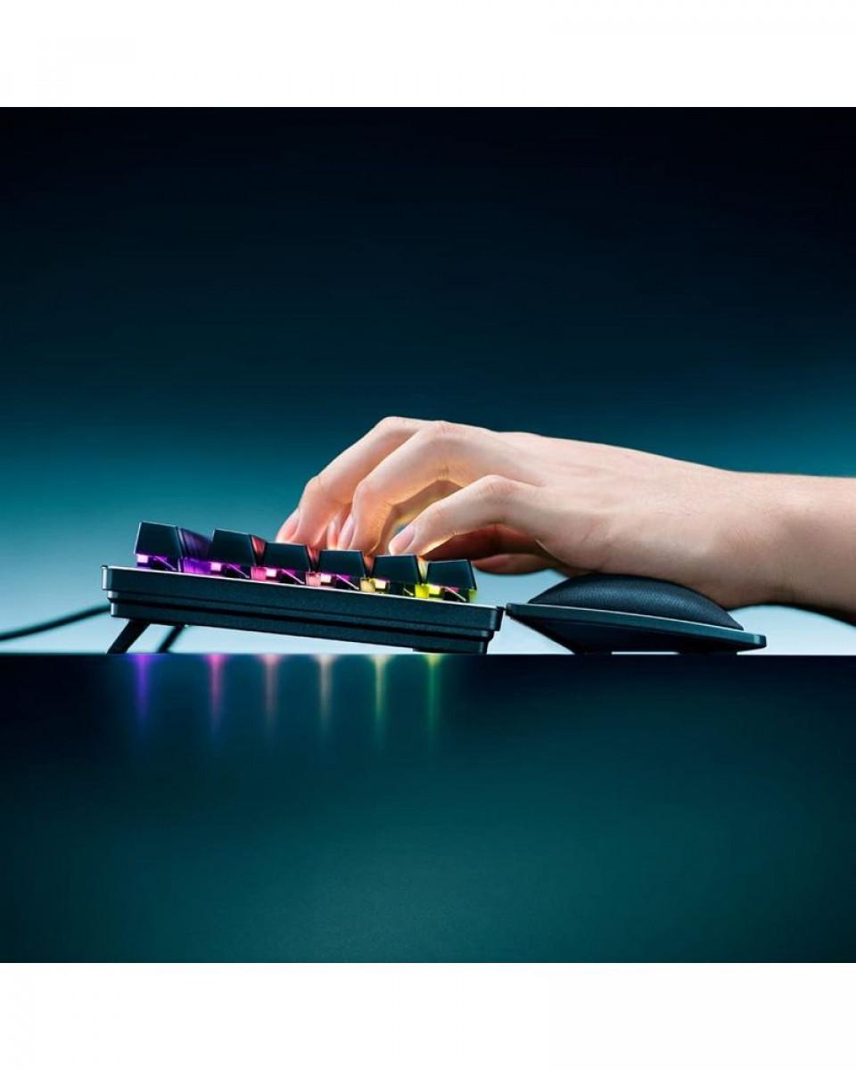 Razer ergonomska gel podloga za zglob ruke - Ergonomic Wrist Rest Pro for Full-Sized Keyboards