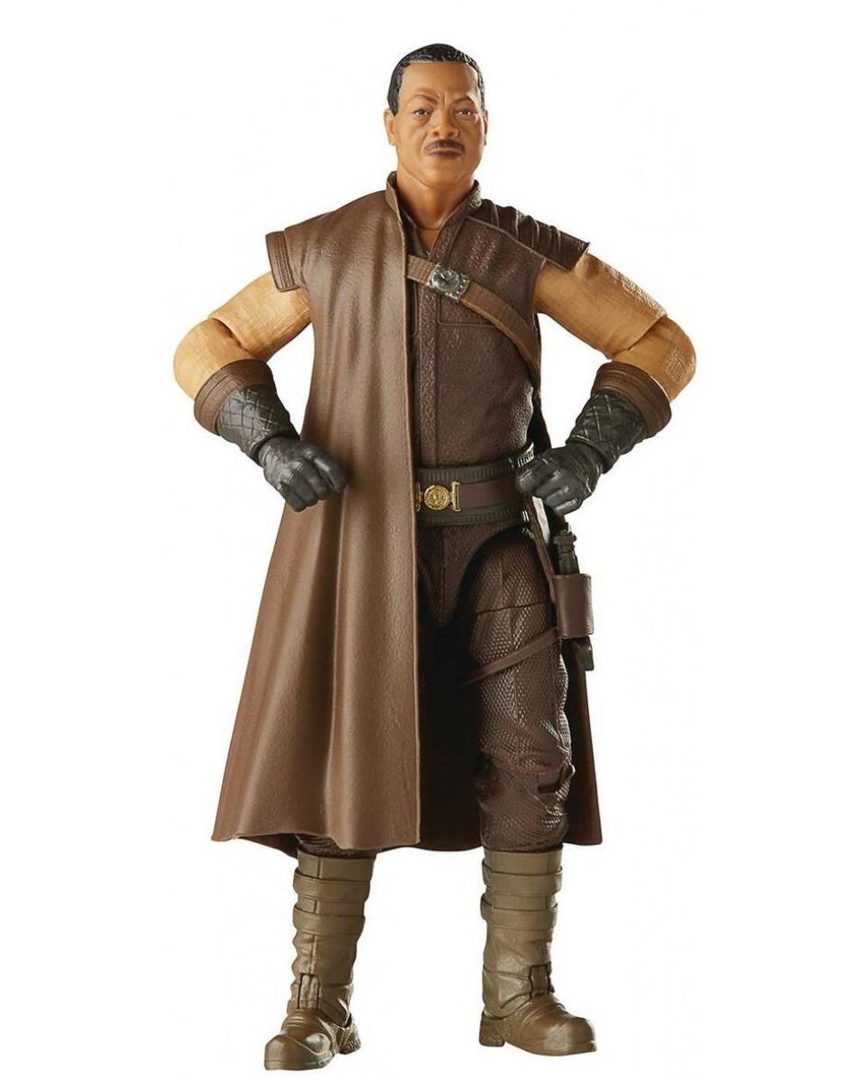 Action Figure Star Wars The Mandalorian Black Series - Greef Karga