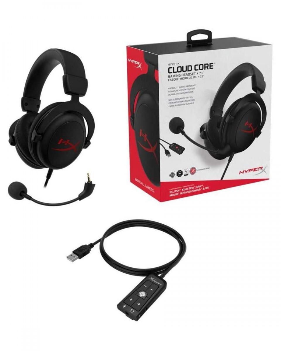 Slušalice HyperX Cloud Core 7.1