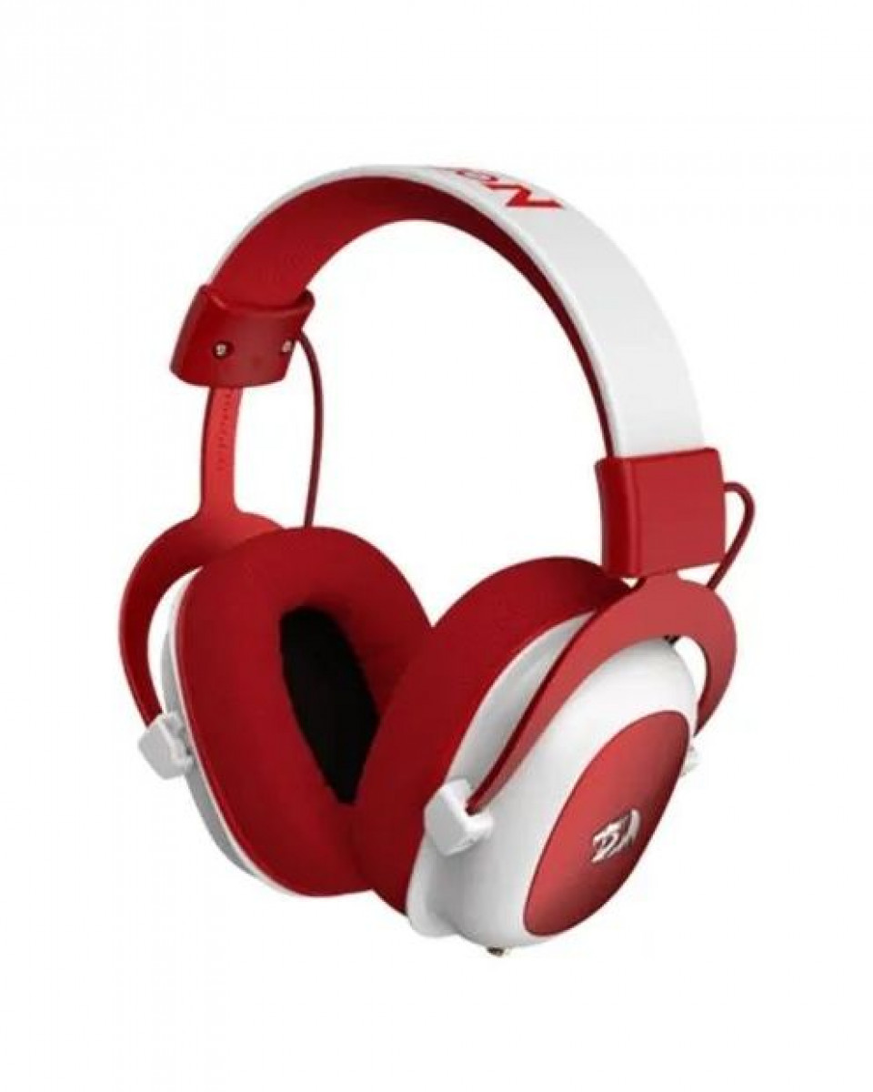 Slušalice ReDragon Zeus 2 White - Christmas Edition