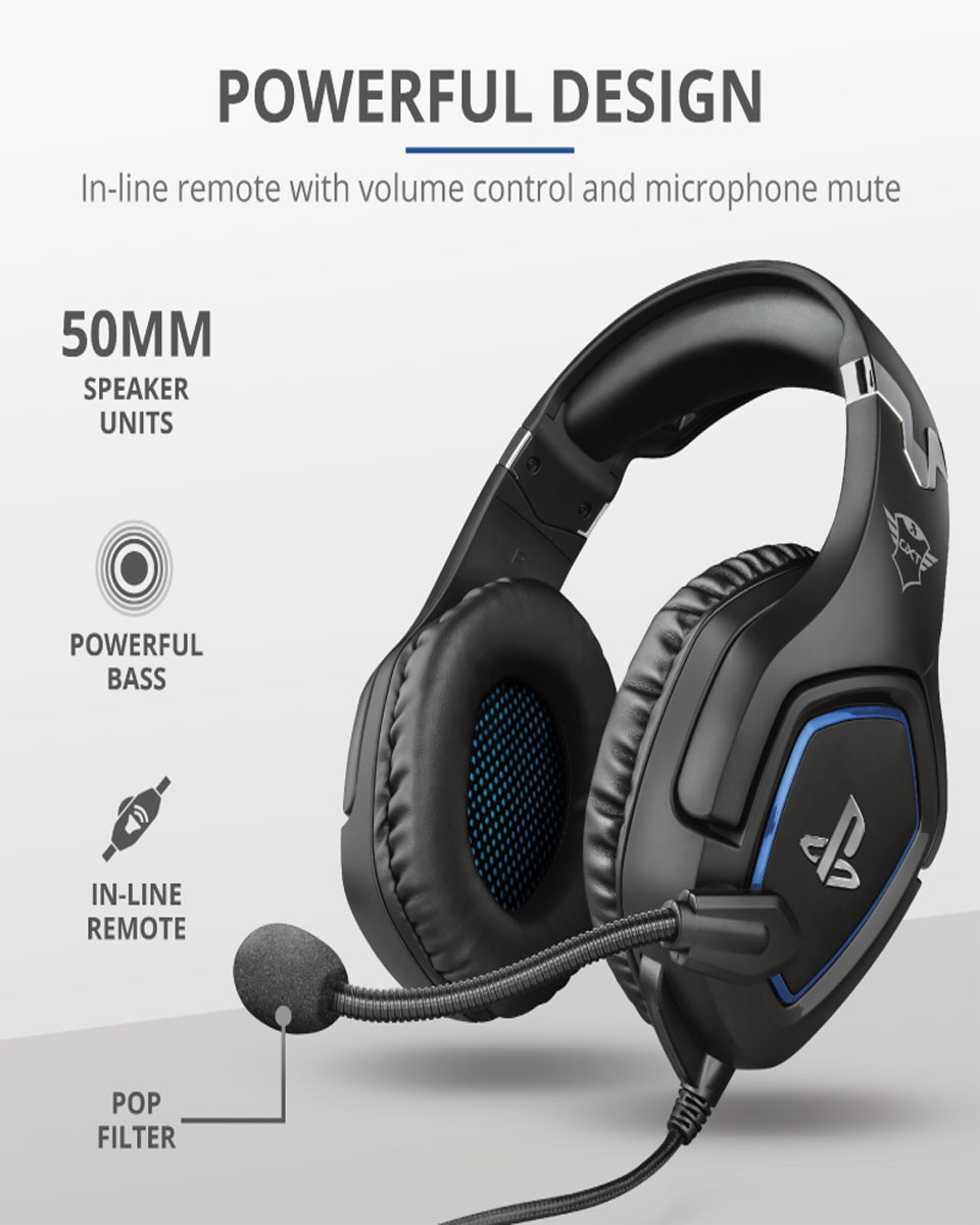 Slušalice Trust GXT 488 Forze