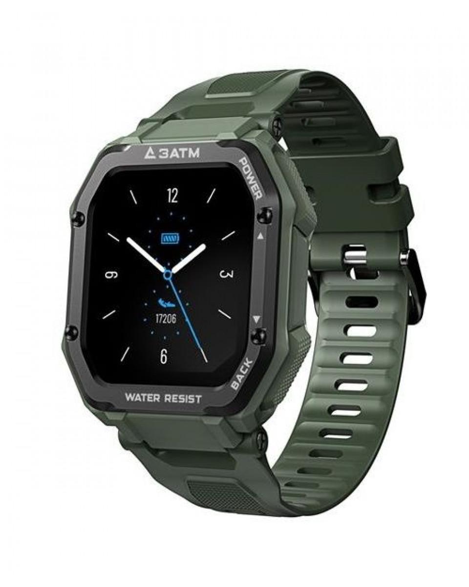 Smart Watch Moye Kairos - Green