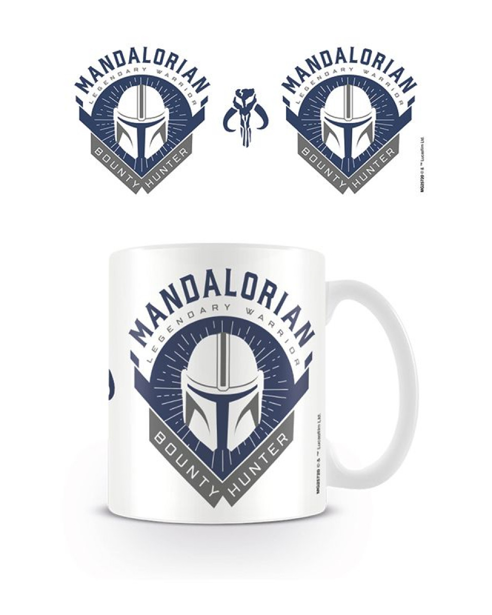 Šolja - Star Wars Mandalorian - 315 ml - Bounty Hunter