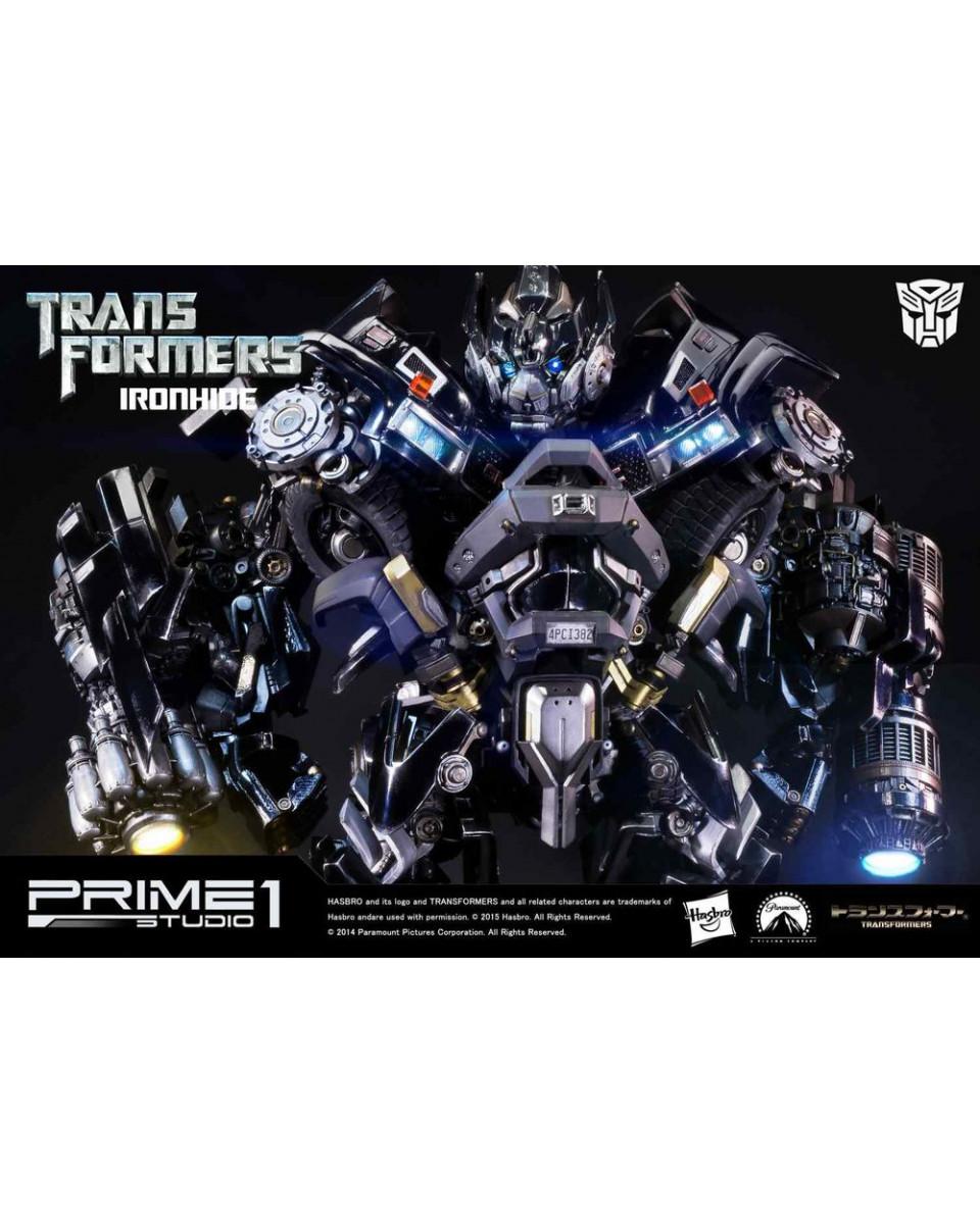 Statue Transformers - Ironhide