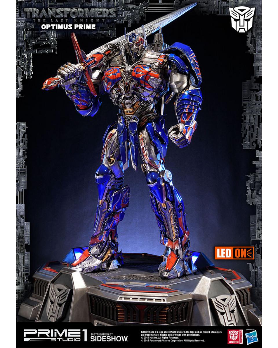 Statue Transformers - The Last Knight - Optimus Prime