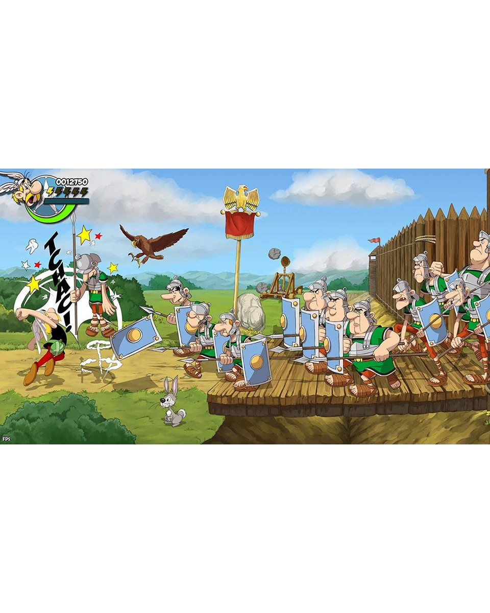Switch Asterix and Obelix Slap them All! - Limited Edition