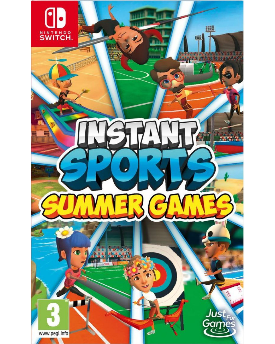 Switch Instant Sports - Summer Games