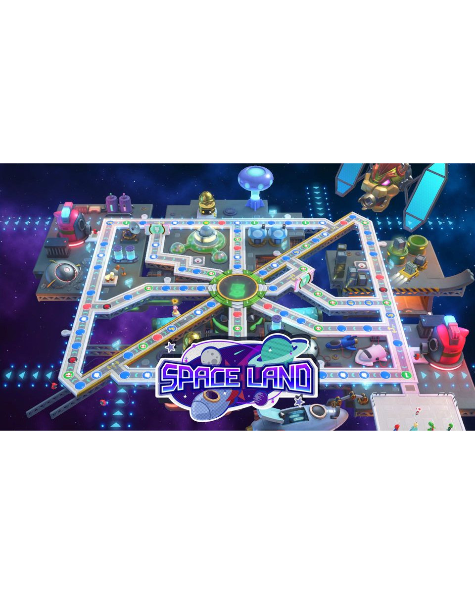Switch Mario Party - Superstars