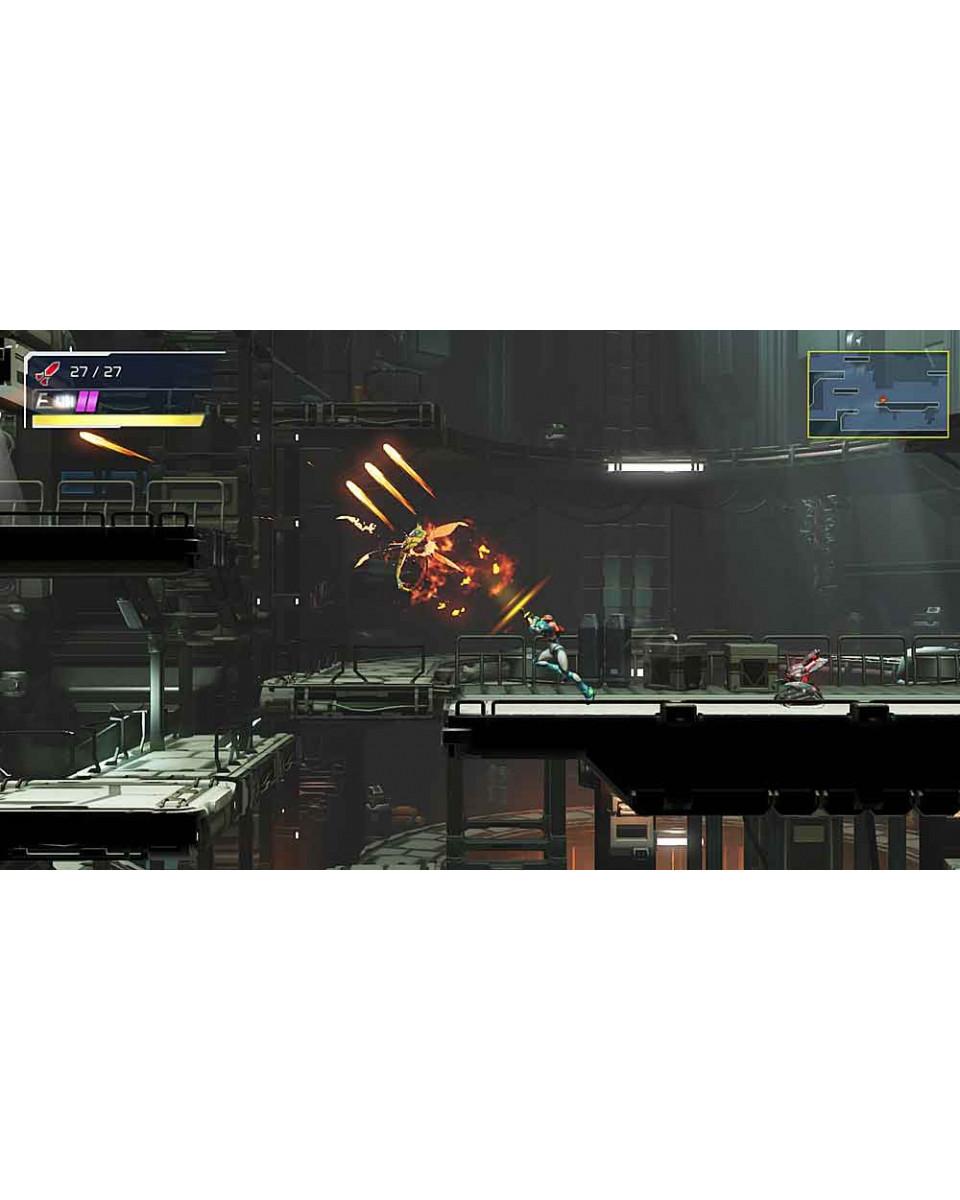 Switch Metroid Dread