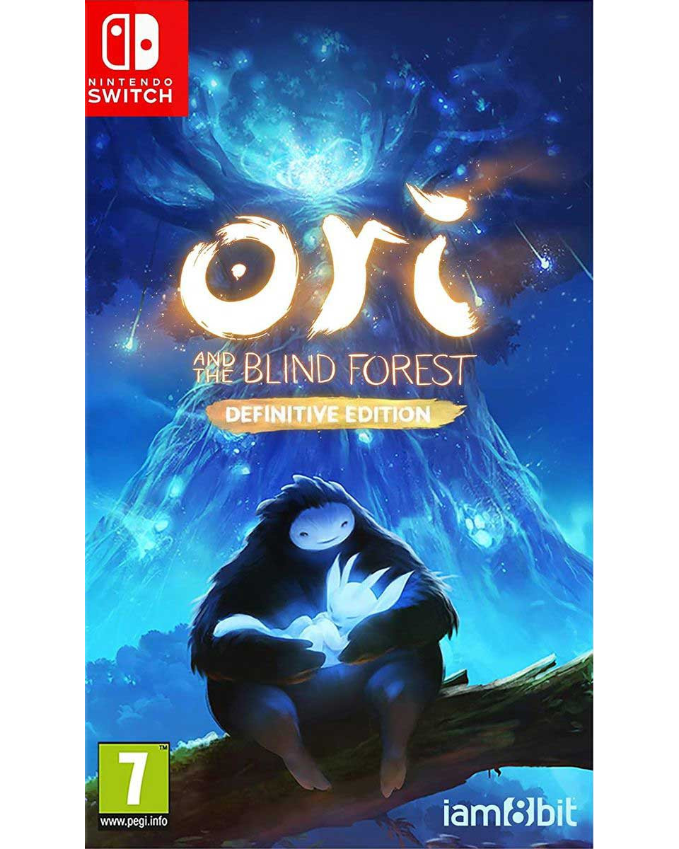 Switch Ori And The Blind Forest - Definitive Edition