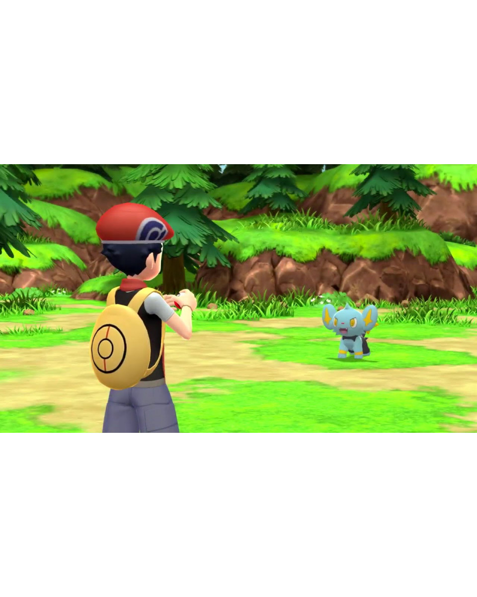 Switch Pokemon Brilliant Diamond