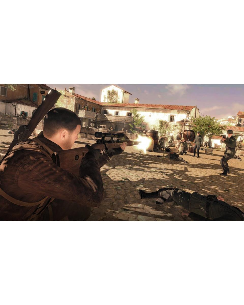 Switch Sniper Elite 4 - Italia