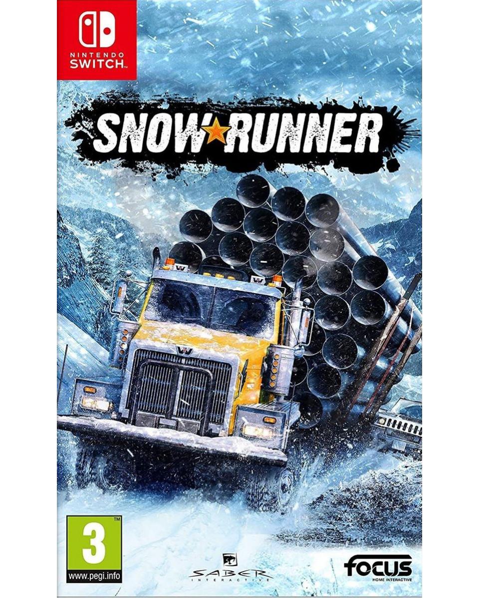 Switch Snowrunner