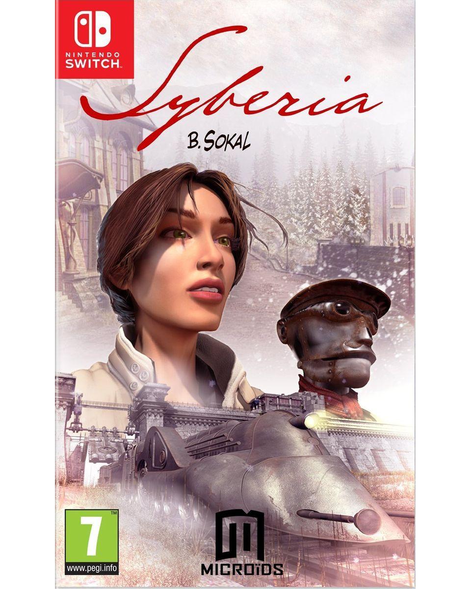 Switch Syberia 1&2