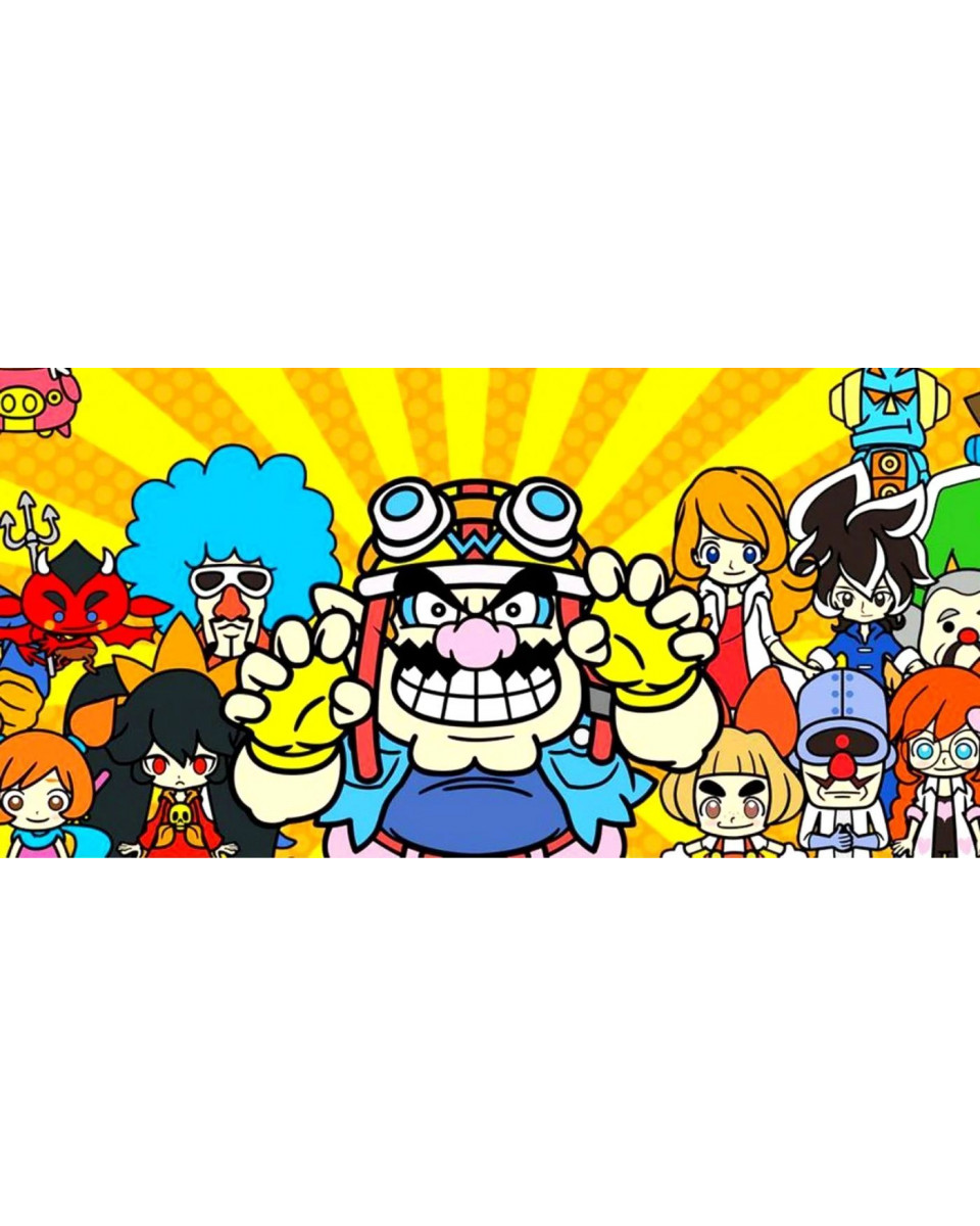 Switch Warioware - Get It Together