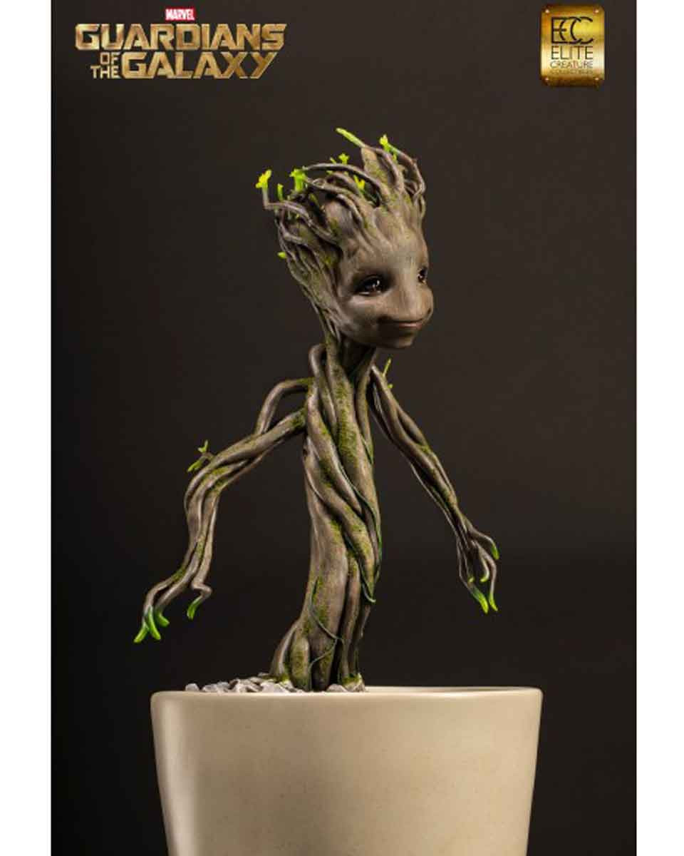 Statue Guardians of the Galaxy - Dancing Groot