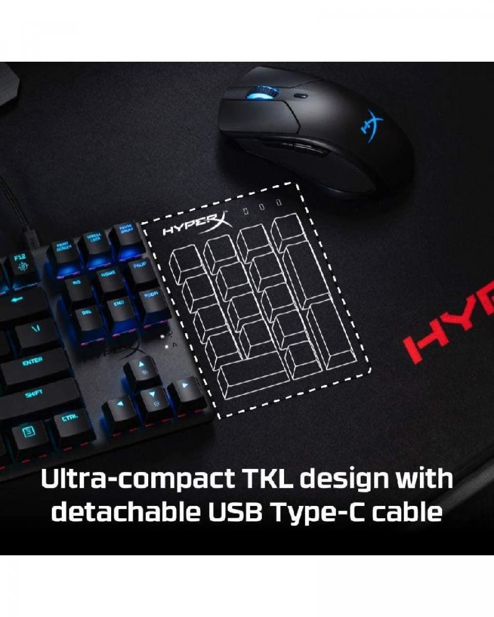 Tastatura HyperX Alloy Origins Core - Blue Clicky