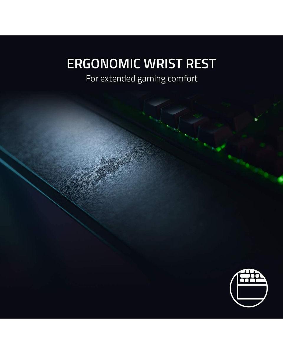 Tastatura Razer BlackWidow V3 Green Switch - Quartz Edition